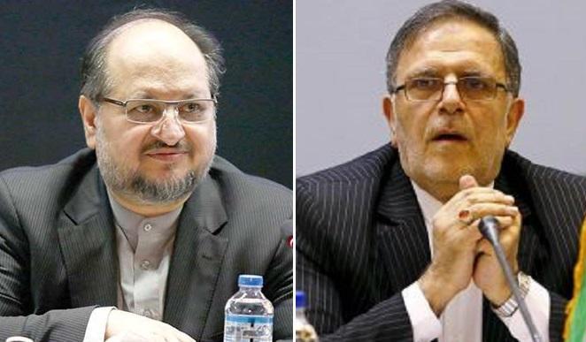 اخبار,اخبار اقتصادی,محمد شریعتمداری و ولی الله سیف