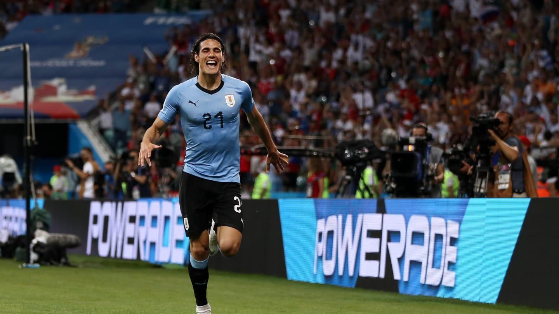 اخبار,اخبار ورزشی,دیدار تیم ملی اروگوئه و پرتغال