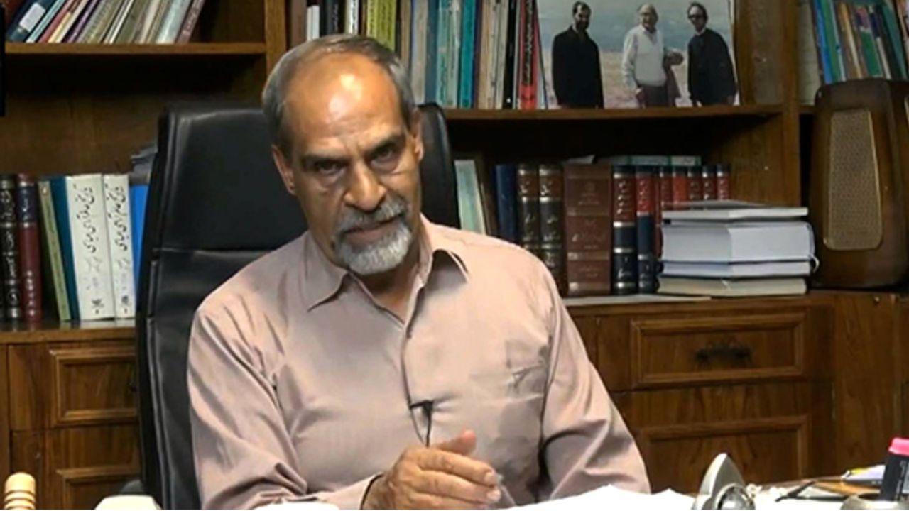 نعمت احمدی: صداوسیما محکوم است/ کاش مسئولانی باشند که با این روش صداوسیما برخورد کنند