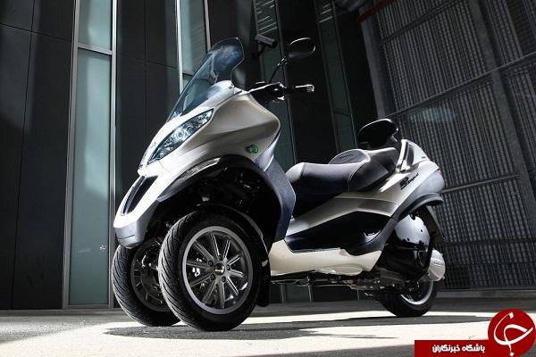 اخبار,دنیای خودرو,موتورسیکلت هیبریدی