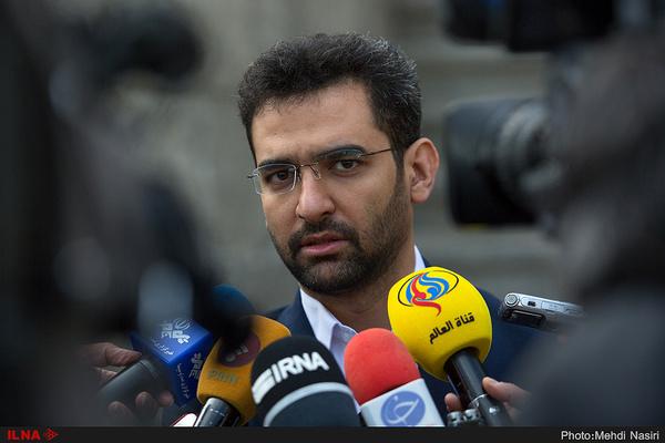 آذری جهرمی ؛ برخی در ایران دنبال بستن شبکههای اجتماعی هستند/ پیشنهاد ورود فناوری بلاکچین به کتابخانه ملی