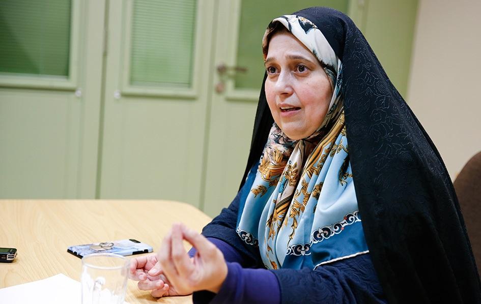واکنش «پروانه سلحشوری» به سخنان سردار نقدی در مورد زنان بدحجاب