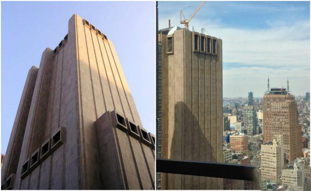 اخبار,اخبارگوناگون, راز آسمان خراش بدون پنجره وسط نیویورک