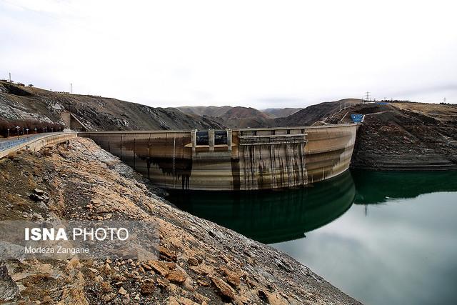 افزایش رهاسازی آب سد زایندهرود