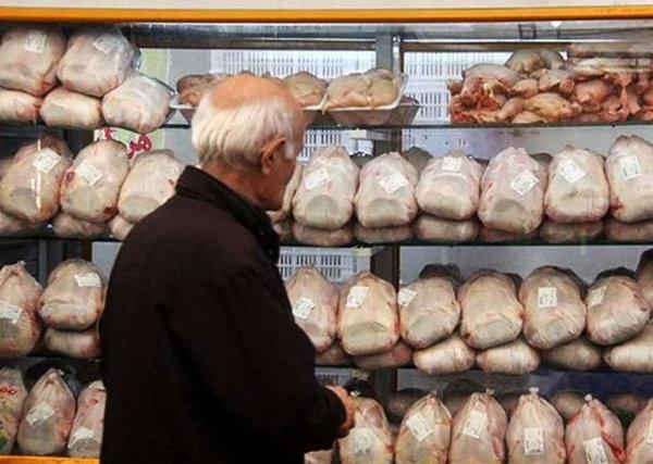 قیمت مرغ ۱۱ هزار تومان شد