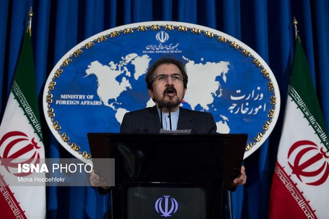 سخنگوی وزارت خارجه :کافر همه را به کیش خود پندارد