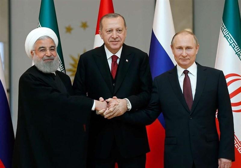 ترکیه: تهران، مسکو و آنکارا بر سر فهرست کمیته قانون اساسی سوریه به توافق اصولی دست یافتند / مفاد توافق