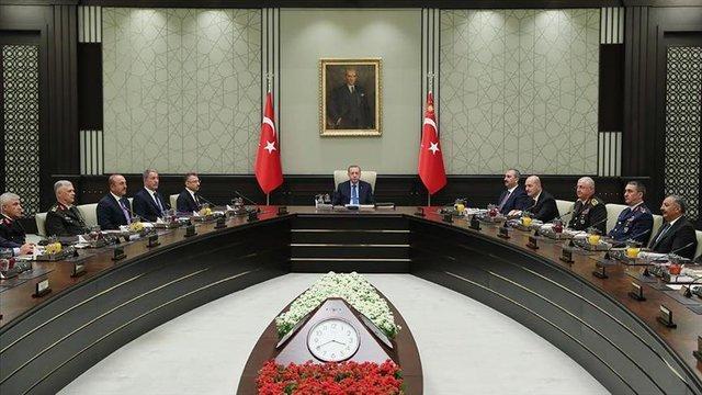 اخبار,اخبار بین الملل,شورای امنیت ملی ترکیه