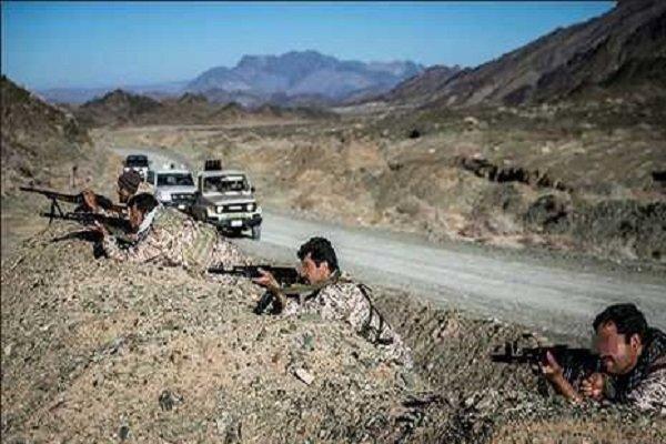 تیراندازی گروهک تروریستی «جیش الظلم» در مرز سراوان