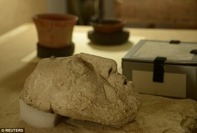 اخبار,اخبارگوناگون,کشف ماسک پادشاه مایاها