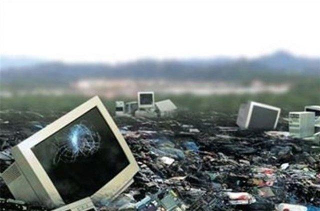 هر ایرانی به طور متوسط سالانه 8 کیلوگرم زباله الکترونیک تولید میکند