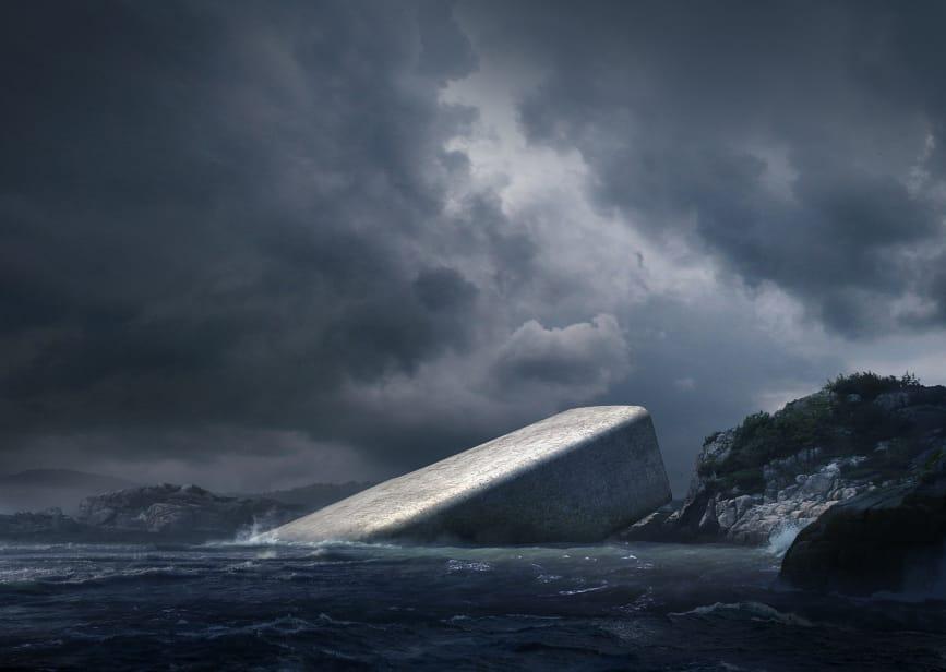 اخبار,اخبار گوناگون,بزرگترین رستوران زیر آبی جهان
