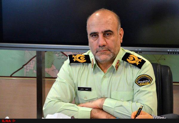 اخبار اجتماعی ,خبرهای اجتماعی,رئیس پلیس تهران