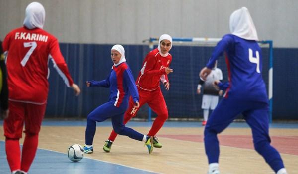 اخبار,اخبار ورزشی,لیگ برتر فوتسال بانوان