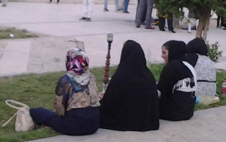 اخبار,اخبار اجتماعی,ممنوعیت ورود قلیان به پارکها در تهران