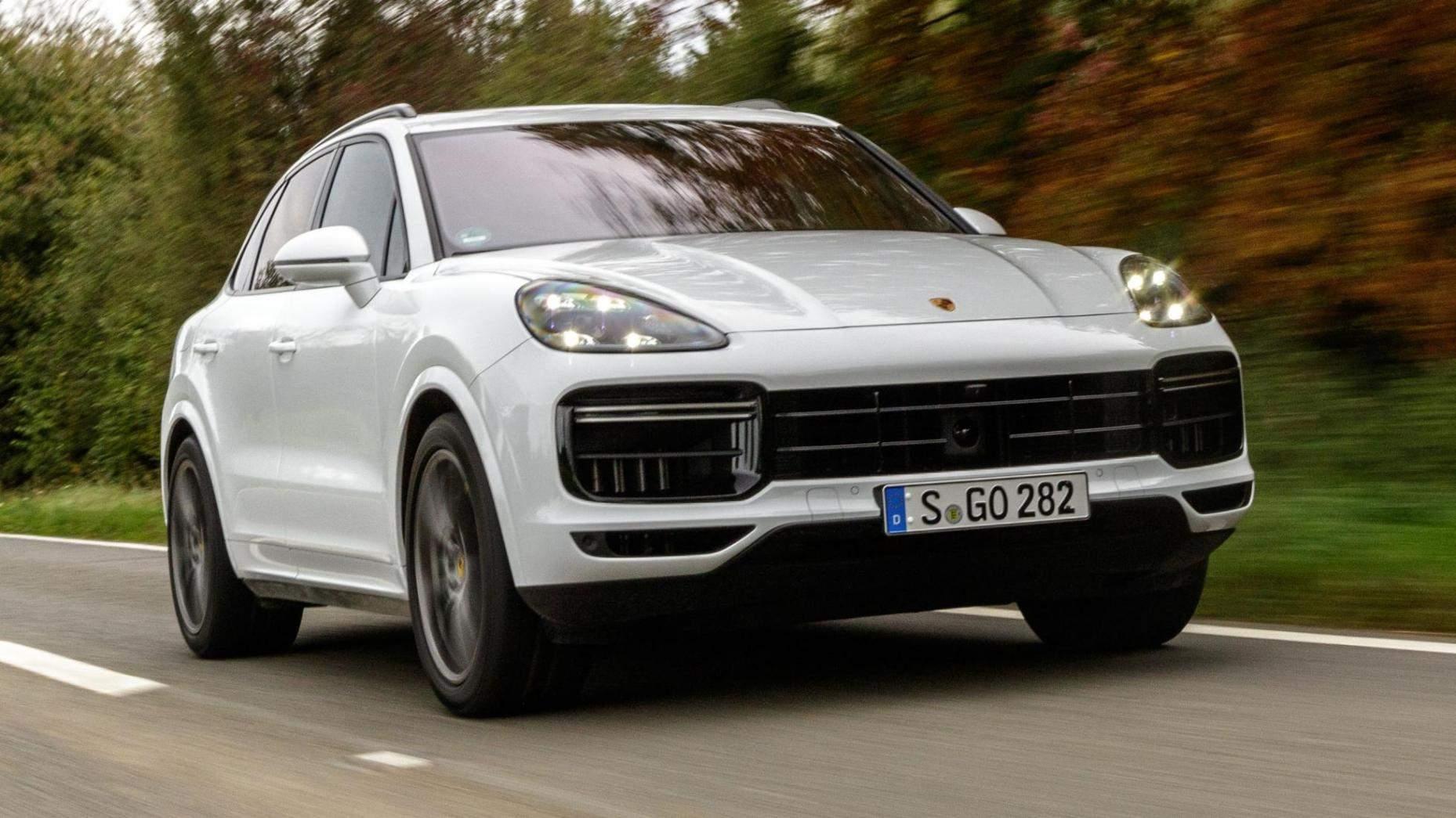 اخبار,دنیای خودرو,سریعترین خودروهای شاسی بلند ۲۰۱۸