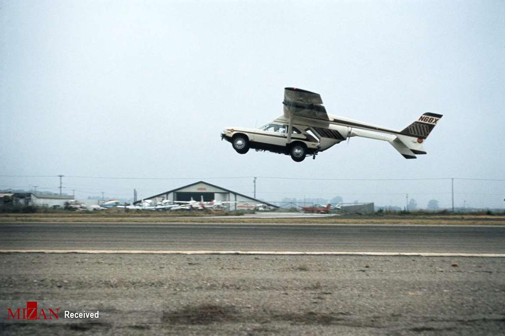 اخبار,تصاویروسایل نقلیه, ماشین های عجیب پرنده