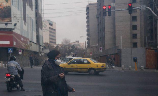 اخبار,اخبار اجتماعی,منشأ بوی بد تهران