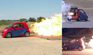 سریعترین خودرو هاچبک جهان