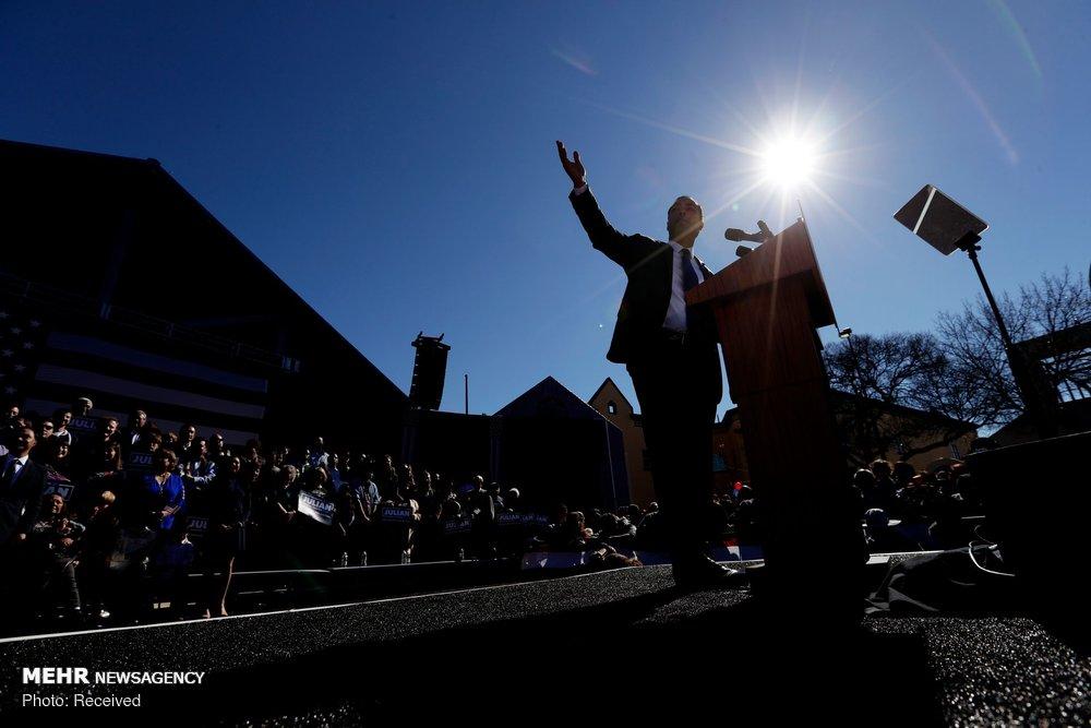 اخبار,عکس خبری, اولین رقیب ترامپ در انتخابات سال آینده