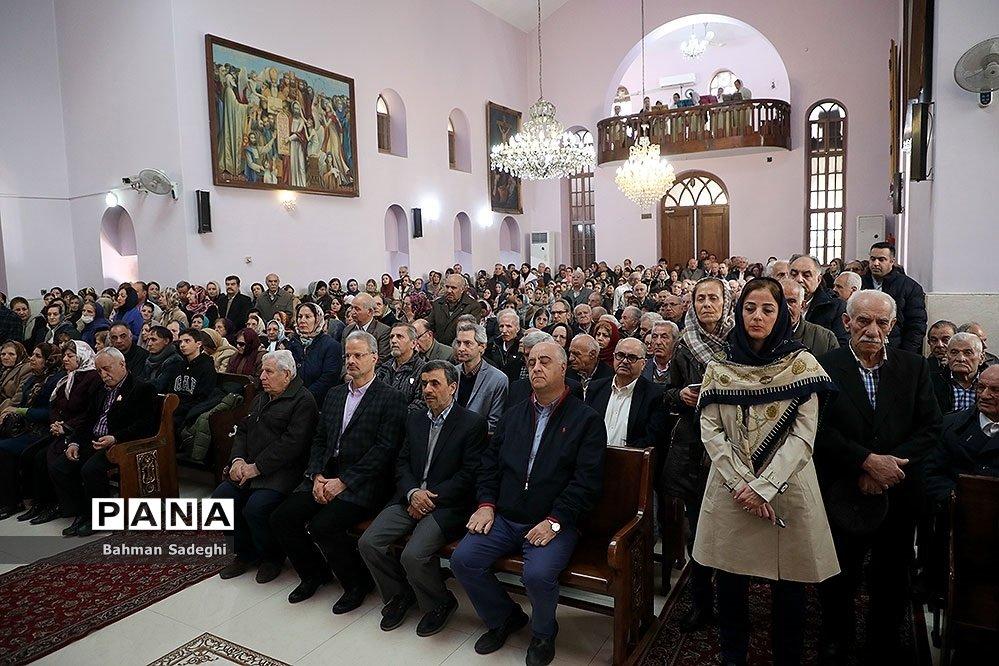 اخبار,عکس خبری,عکس یادگاری احمدینژاد با بابانوئل
