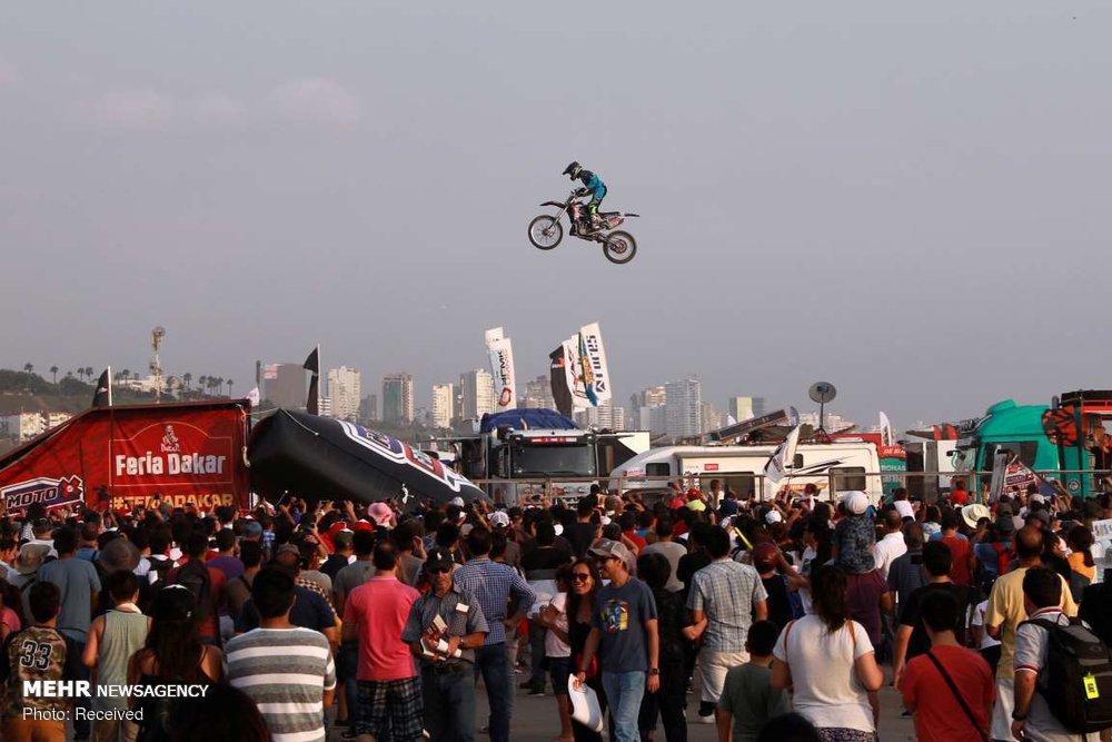 اخبار,اخبار ورزشی ونتایج مسابقات,رالی داکار
