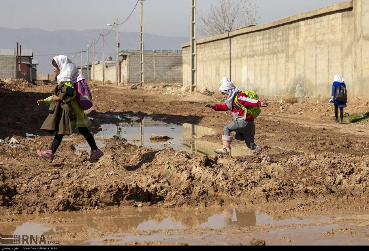 اخبار,عکس خبری, مدرسه عشایری در حاشیه شهر شیراز