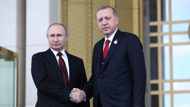 اخباربین الملل ,خبرهای بین الملل ,پوتین و اردوغان