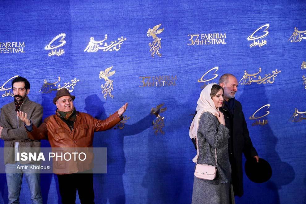 اخبار,اخبار فرهنگی وهنری, هشتمین روز سیوهفتمین جشنواره فیلم فجر