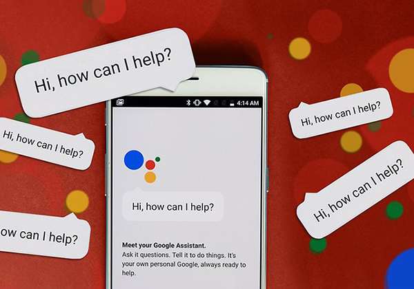 اخبار,اخبارموبایل،لپ تاپ وتبلت,تعبیه دکمه دستیار صوتی گوگل روی گوشیهای هوشمند