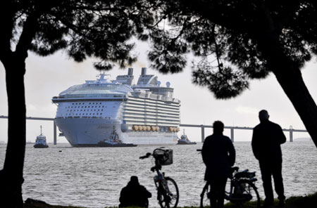عکسهای جالب,عکسهای جذاب, کشتی جهان
