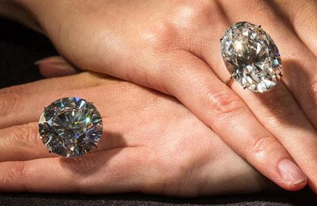 عکسهاي جالب,عکسهاي جذاب,الماس سفيد