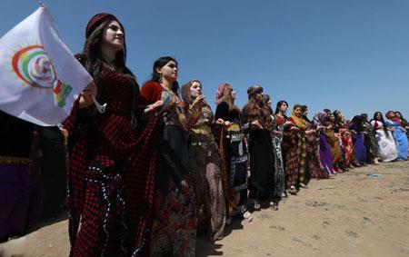 عکسهاي جالب,عکسهاي جذاب,کردهاي عراقي