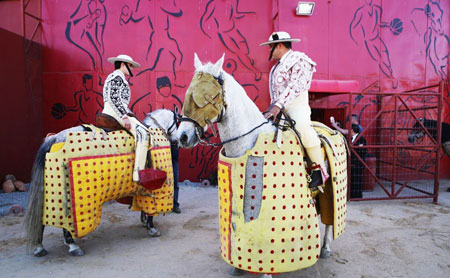 عکسهاي جالب,عکسهاي جذاب ,اسب سواران