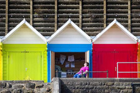 عکسهای جالب,عکسهای جذاب,کلبههای ساحلی