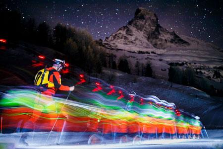 عکسهای جالب,عکسهای جذاب ,اسکی بازان