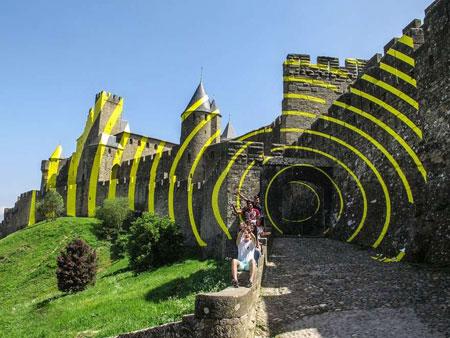 عکسهای جالب,عکسهای جذاب, قلعه قرون وسطایی
