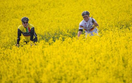 عکسهاي جالب,عکسهاي جذاب,دوچرخه سواري
