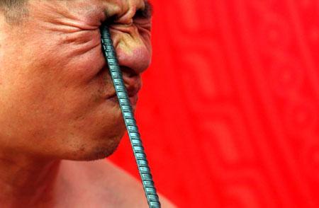 عکسهای جالب,عکسهای جذاب, مرد ویتنامی
