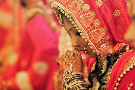 عکسهاي جالب,عکسهاي جذاب, عروس