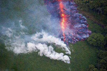 عکسهای جالب,عکسهای جذاب, آتشفشان