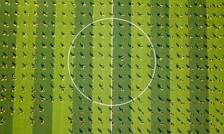 عکسهای جالب,عکسهای جذاب, تمرین فوتبال