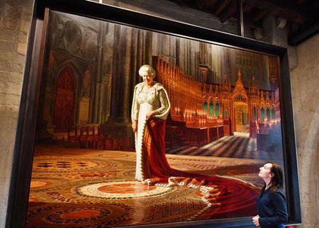 عکسهاي جالب,عکسهاي جذاب,ملکه بريتانيا