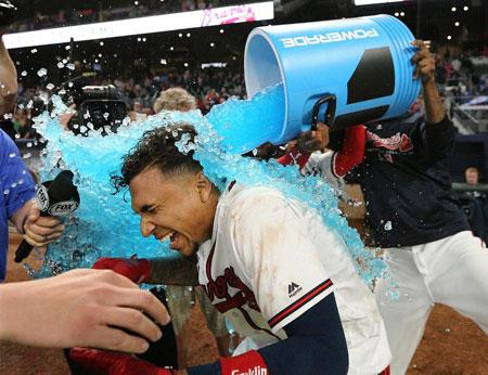 عکسهای جالب,عکسهای جذاب,تیم بیسبال