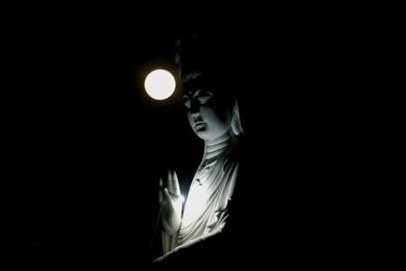 عکسهاي جالب,عکسهاي جذاب,مجسمه بودا