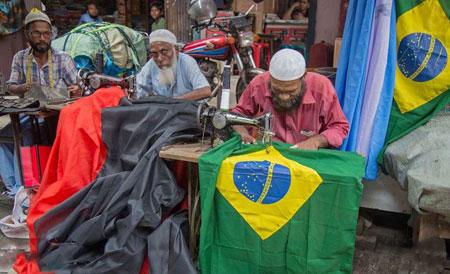 عکسهای جالب,عکسهای جذاب,خیاطهای بنگلادشی
