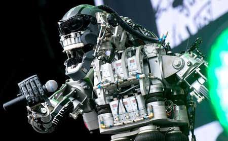 عکسهاي جالب,عکسهاي جذاب,گروه موسيقي روباتي