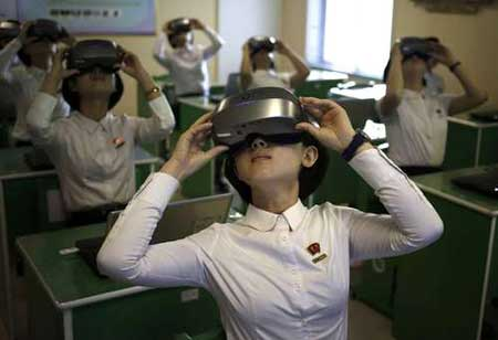 عکسهای جالب,عکسهای جذاب,عینک واقعیت مجازی