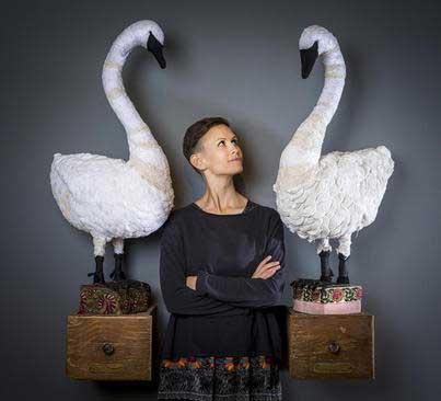 عکسهاي جالب,عکسهاي جذاب,هنرمند بريتانيايي