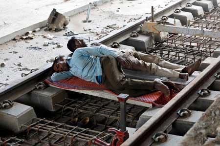 عکسهای جالب,عکسهای جذاب,ریل قطار